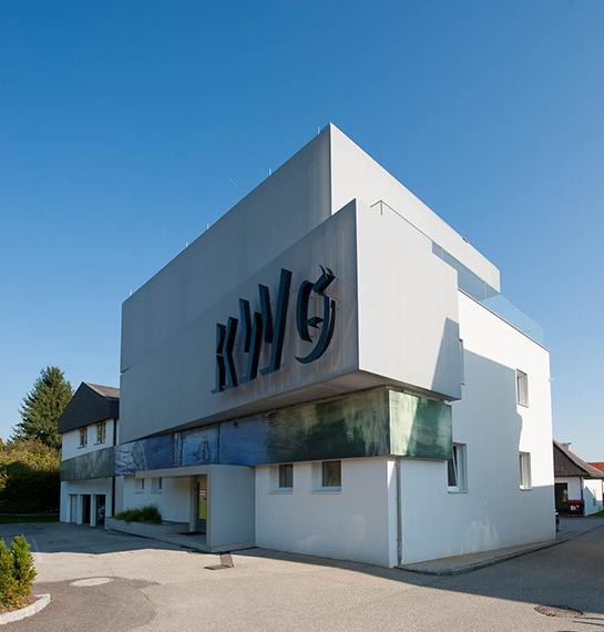 KWG Firmengebäude