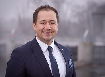 Geschäftsführer Peter J. Zehetner