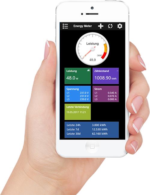 smart-me App
