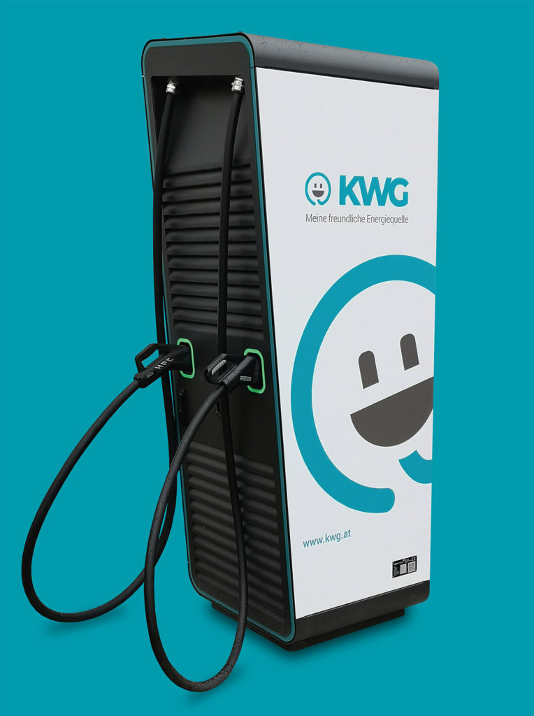 KWG E-Ladestation