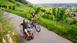 Ermässigung für Menschen mit Behinderung