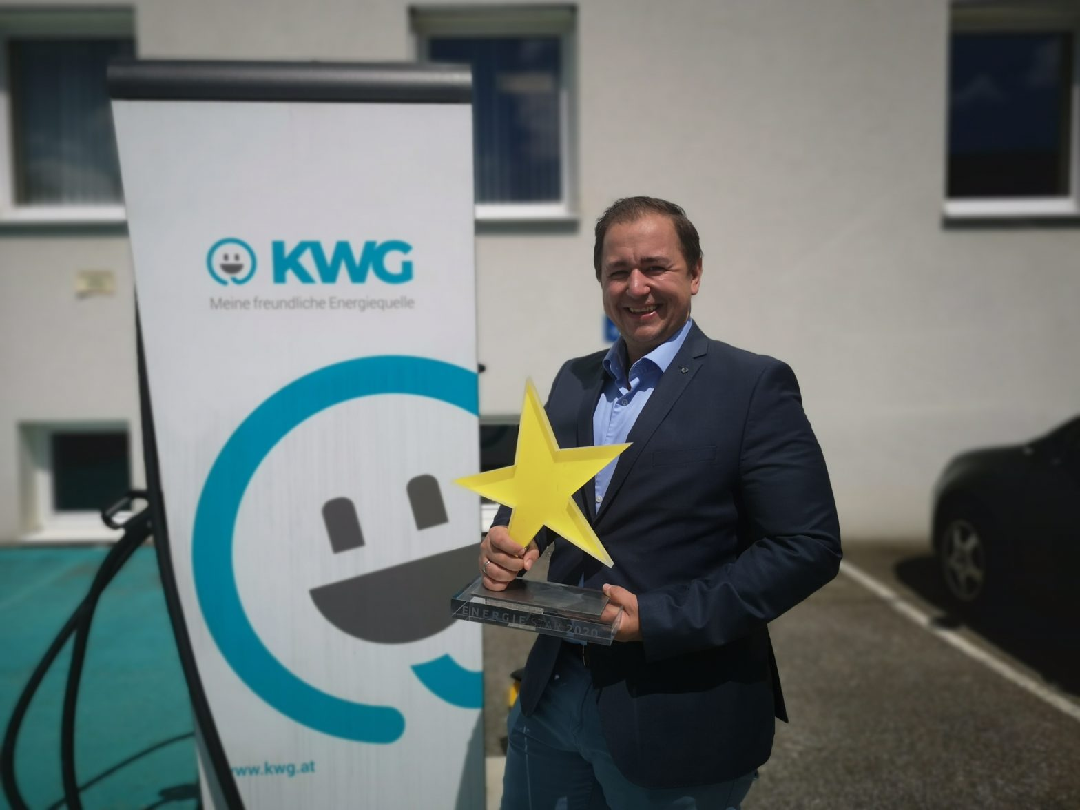KWG mit Energie Star ausgezeichnet